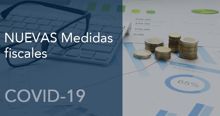 COVID-19. Aprobadas nuevas medidas fiscales (Real Decreto-Ley 19 ...